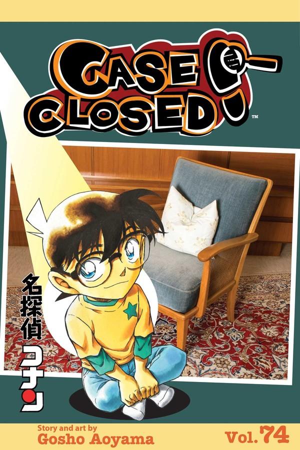 Case Closed Manga Volume 74