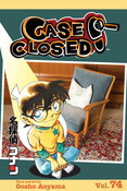 Case Closed Manga Volume 74