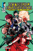 My Hero Academia Manga Volume 22