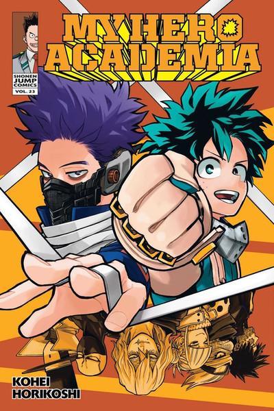 My Hero Academia Manga Volume 23