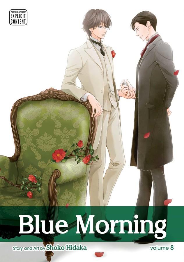 Blue Morning Manga Volume 8