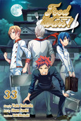 Food Wars! Manga Volume 33