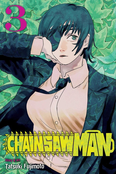 Chainsaw Man Manga Volume 3