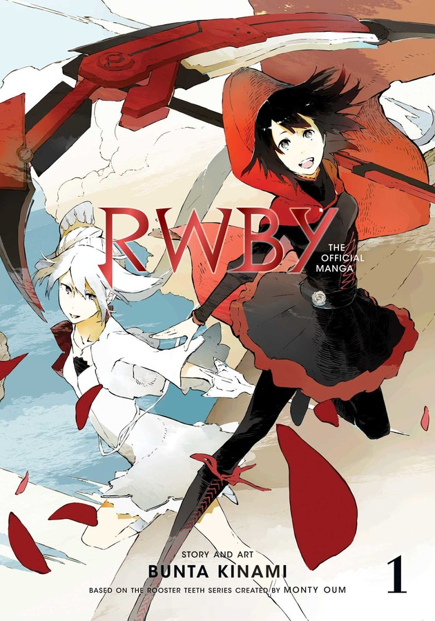 RWBY The Official Manga Volume 1