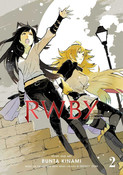 RWBY The Official Manga Volume 2