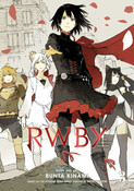 RWBY The Official Manga Volume 3