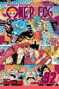 One Piece Manga Volume 92