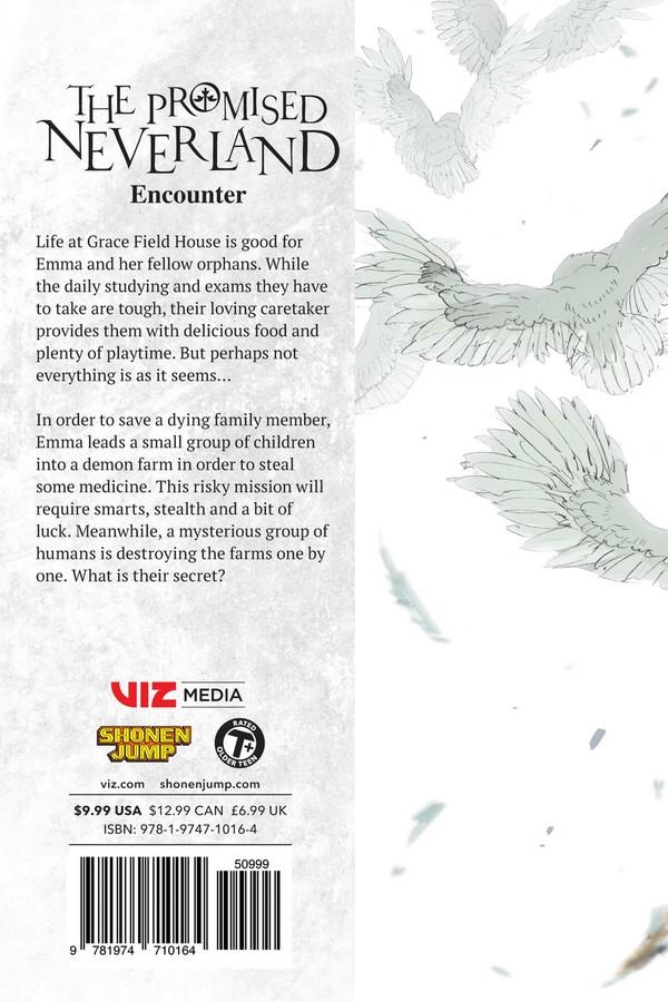 The Promised Neverland Manga Volume 14