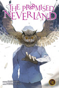 The Promised Neverland Manga Volume 14