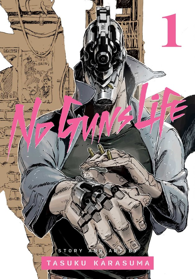 No Guns Life Manga Volume 1