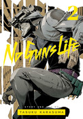 No Guns Life Manga Volume 2