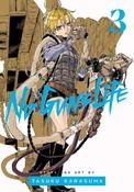 No Guns Life Manga Volume 3