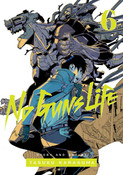 No Guns Life Manga Volume 6