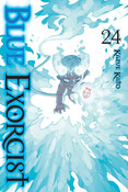 Blue Exorcist Manga Volume 24