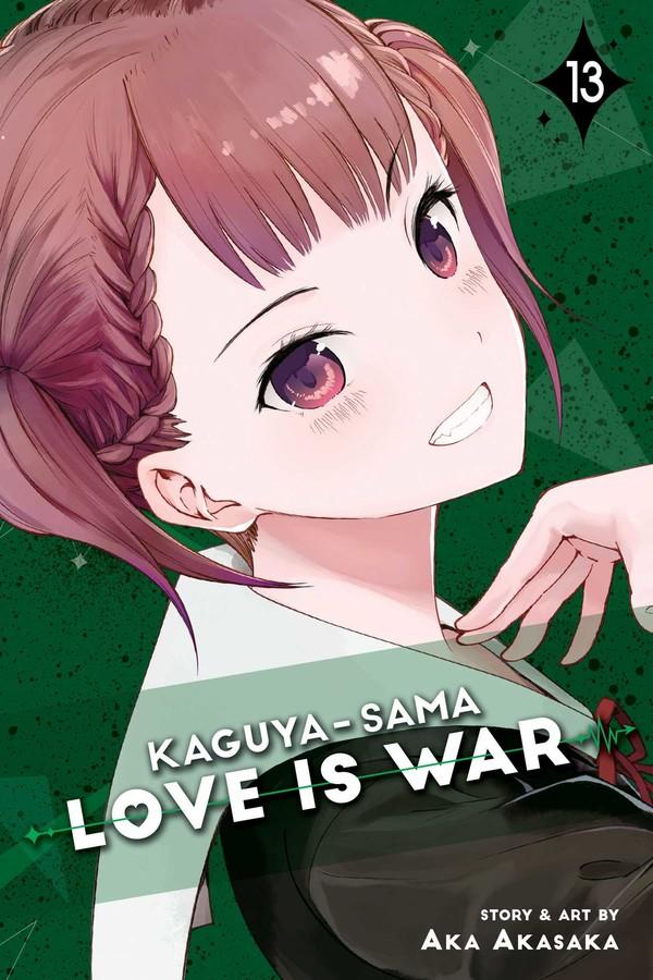 Kaguya-Sama Love Is War Manga Volume 13