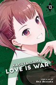 Kaguya-Sama Love Is War Manga Volume 13