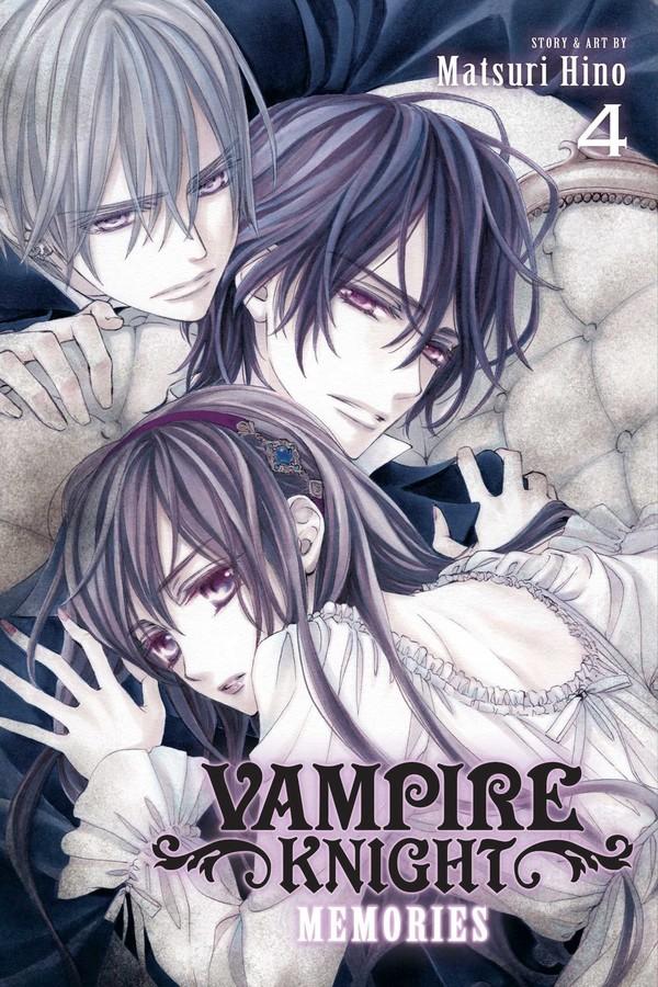 Vampire Knight Memories Manga Volume 4