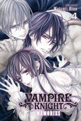Vampire Knight Memories Manga Volume 4