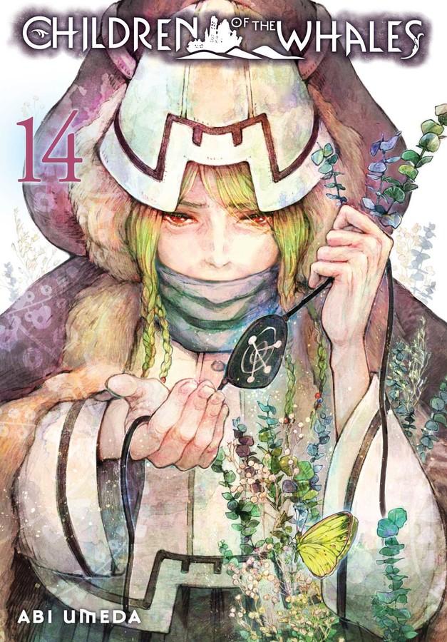 Children of the Whales Manga Volume 14