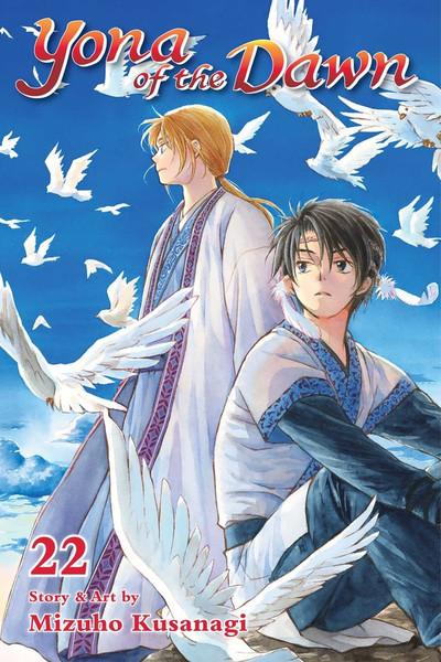 Yona of the Dawn Manga Volume 22