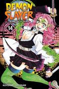 Demon Slayer Kimetsu no Yaiba Manga Volume 14