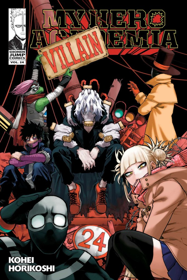 My Hero Academia Manga Volume 24