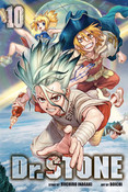 Dr. STONE Manga Volume 10