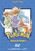 Pokemon Adventures Collector's Edition Manga Volume 2