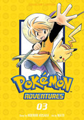 Pokemon Adventures Collector's Edition Manga Volume 3