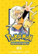 Pokemon Adventures Collector's Edition Manga Volume 3