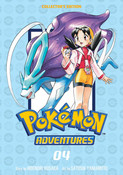 Pokemon Adventures Collector's Edition Manga Volume 4