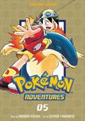 Pokemon Adventures Collector's Edition Manga Volume 5