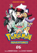Pokemon Adventures Collector's Edition Manga Volume 6