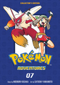 Pokemon Adventures Collector's Edition Manga Volume 7