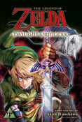 The Legend of Zelda Twilight Princess Manga Volume 6