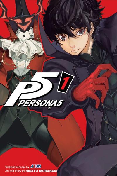Persona-5-Manga-Volume-1