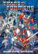 Transformers Manga Volume 3 (Hardcover)
