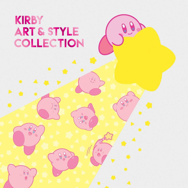 Kirby Art & Style Collection Artbook