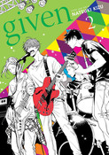 Given Manga Volume 2