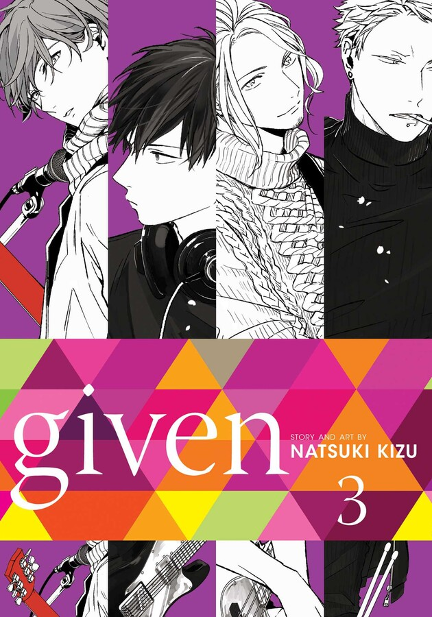 Given Manga Volume 3