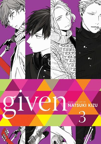 Given Manga Volume 3