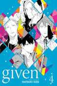 Given Manga Volume 4