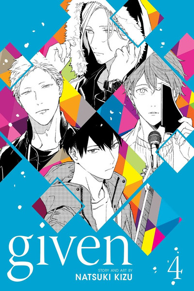 Given Manga Volume 4