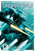 Mobile Suit Gundam Thunderbolt Manga Volume 13