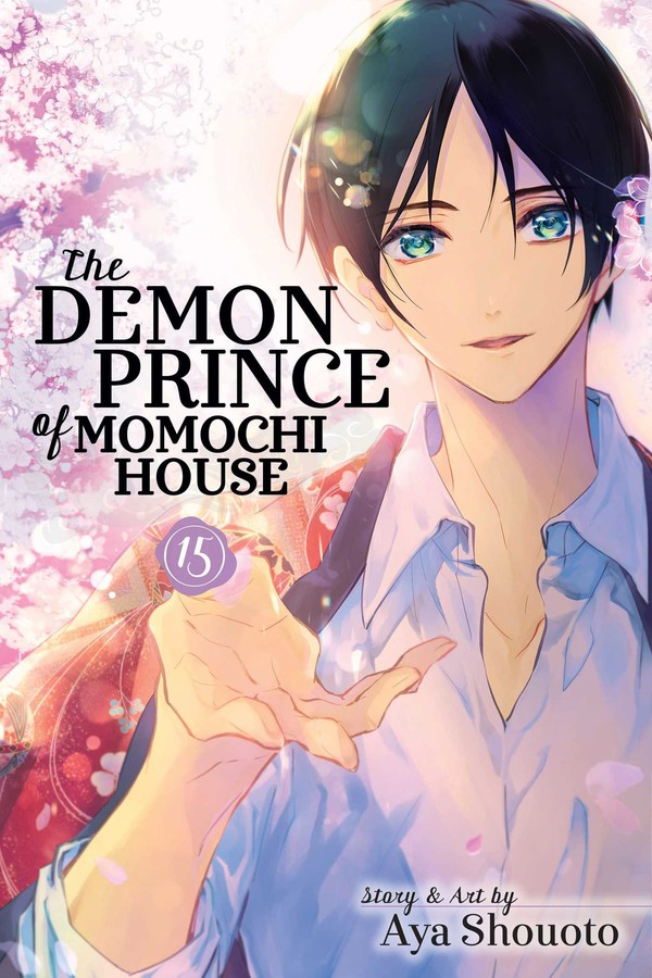 The Demon Prince of Momochi House Manga Volume 15
