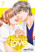 An Incurable Case of Love Manga Volume 7
