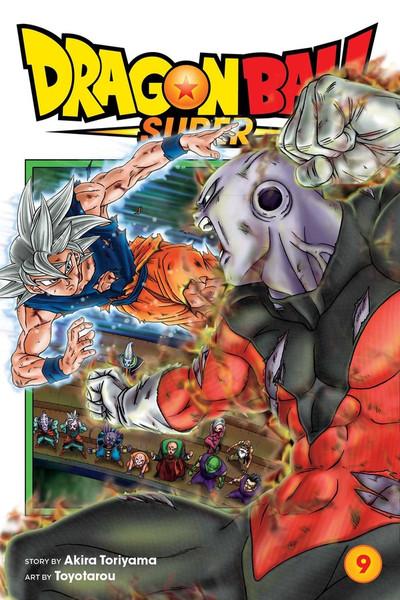 Dragon Ball Super Manga Volume 9