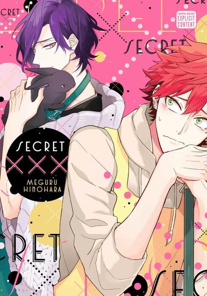 Secret XXX Manga