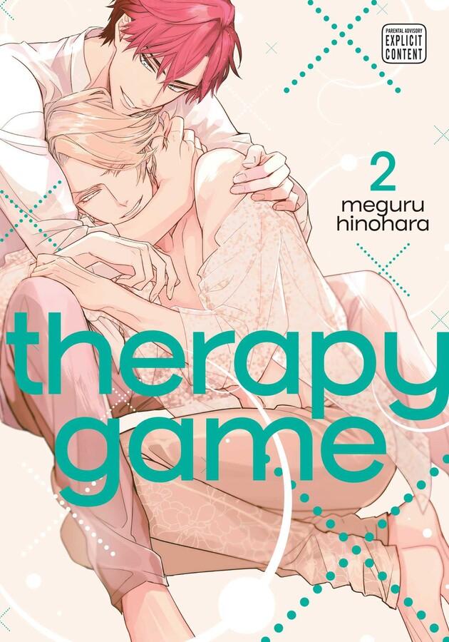 Therapy Game Manga Volume 2