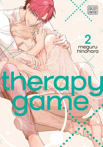 Therapy Game Manga Volume 2